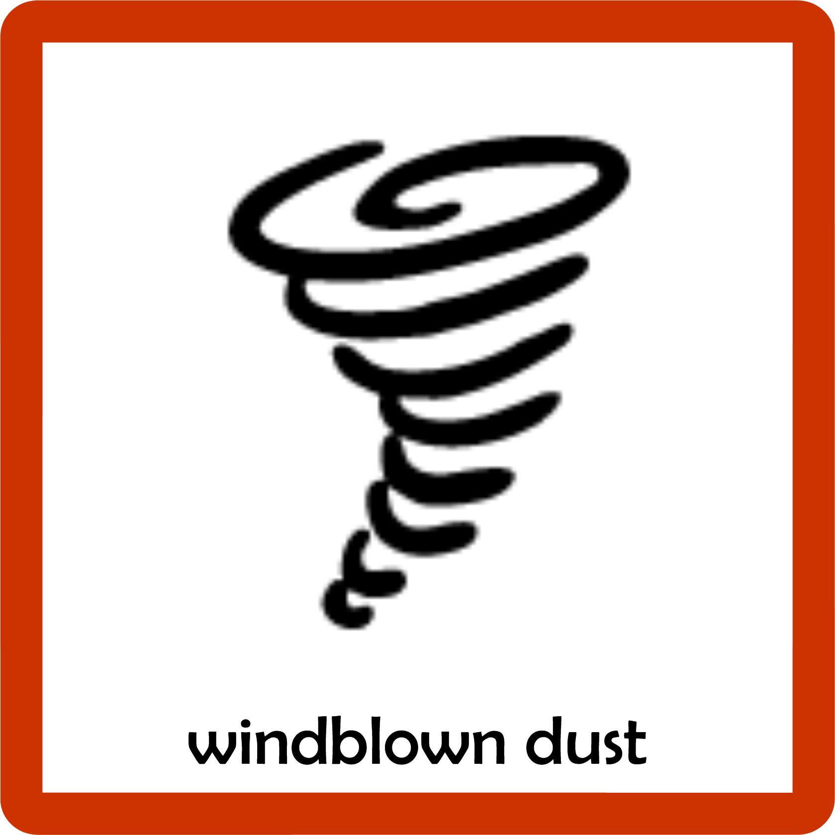 Wind Blown Dust